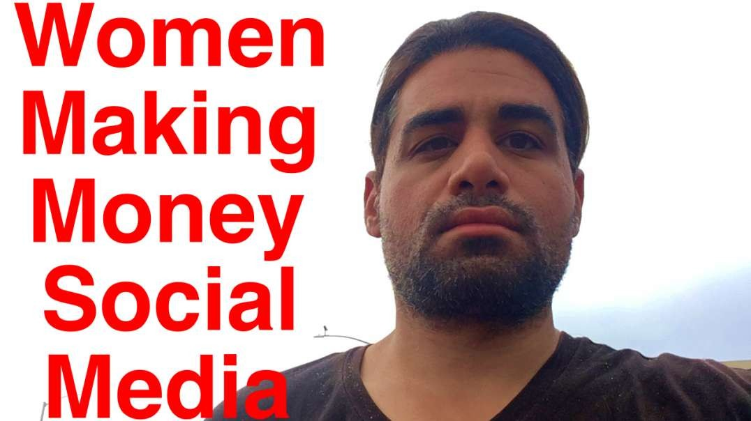 How Pretty Women  Make Money On Social Media