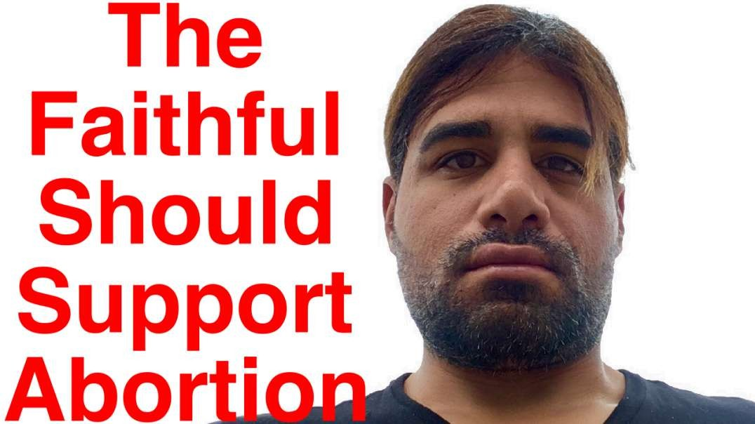 Why I Support Abortion